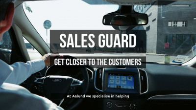 Sales Guard - Get closer to the customers